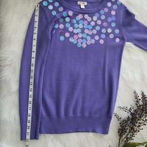 Cat & Jack Shirts & Tops - Cat & Jack Sequined Pullover Sweater